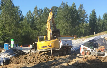 Lot Digging Services BC Wight Rock BC Richmond BC Mapple Rich BC Abordsfort BC Surrey BC Langley BC