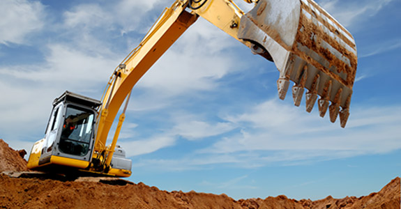 Excavator Langley BC